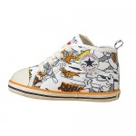 CONVERSE ベビー オールスター TJ RZ ¥5,145 CONVERSE INFORMATION TM & © Turner Enter tainment Co. (s13)