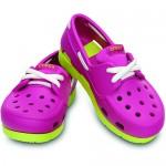 クロックス beach line boat shoe kids c ¥3,990 クロックス カスタマーサポート