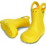 クロックス handle it rain boot kids ¥3,990 クロックス カスタマーサポート