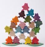 木のおもちゃ杢 かえるくん 8,925円 東京おもちゃ美術館 ミュージアムショップapty
