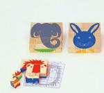 ネフアニマルパズル12,600円アトリエ ニキティキ(吉祥寺店)※写真は3セット