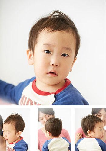にのみや しゅんくん(2歳)