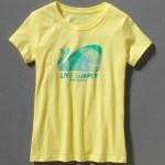 パタゴニアGirls' Live Simply Geometric Whale T-Shirt¥3,780パタゴニア日本支社 カスタマーサービス