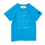 SMOOTHYI LOVERY NY Tシャツ(マークゴンザレスコラボ)¥4,536チャールス
