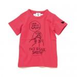 SMOOTHYFACE BRIGADE Tシャツ(マークゴンザレスコラボ)¥4,536チャールス