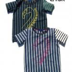 BLEU H.(ブルーオリゾン)裏刺繍Tee¥4,212ブロー
