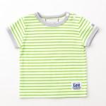 Lee蛍光ボーダーTシャツ¥3,780ストンプ・スタンプ