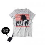 yporque(イポルケ)Who's Bad Tee (フーズバッド サウンドTシャツ)¥5,460KU KID'S STYLE