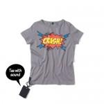 yporque(イポルケ)Crash! Tee (クラッシュ! サウンドTシャツ)¥5,460KU KID'S STYLE