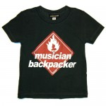 SoulsmaniaKidsMUSICIAN BACKPACKER T-shirts¥3,672Beans(ビーンズ)