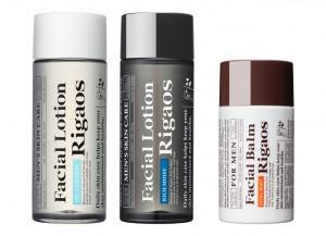 Rigaos Skincare シリーズ 肌質にあわせてアフターケタに最適なものを選びたい