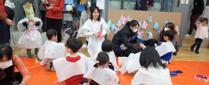 """""""遊びと学びの公園""""で自分だけの作品を作る! 親子で参加する「エポンテパーク」開催!"""