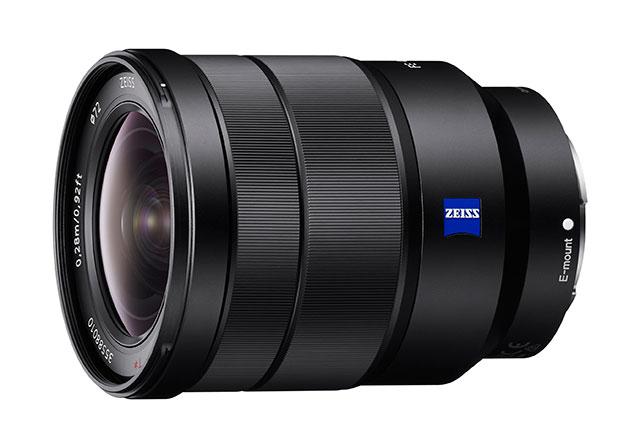 ソニーのフルサイズ(Eマウント)超広角レンズ『SEL1635Z』