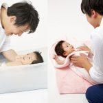生後0~3ヶ月頃の赤ちゃん&パパの親子モデル募集!