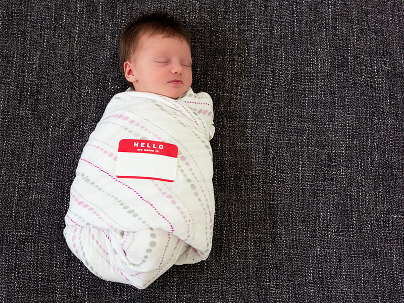 赤ちゃん 名前 付け方